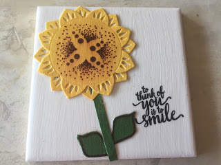 Eastern Medallions from Stampin Up make great coasters. See how?