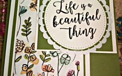 Pull Out Cards Instructional from Stampin Up