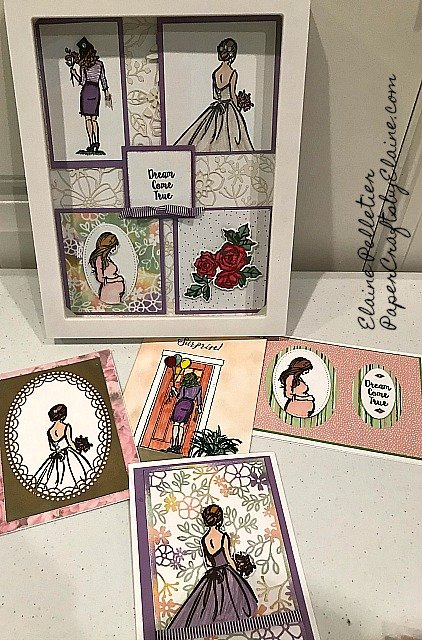 wedding announcements, baby announcement, greeting cards, invitation, wedding invitation, baby shower, handmade cards, online classes, online scrapbook classes.