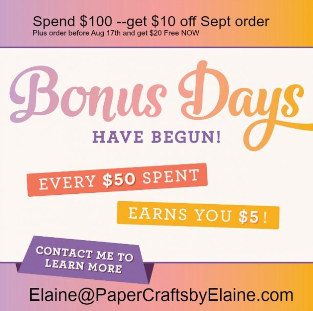 Bonus Days, Stampin' Up , #stampinup, 3D cards, floating cards, hanging cards, greeting cards, 3D birthday Cards, wind chime, scrapbooking, paper project, paper projects for kids, #BonusDays.