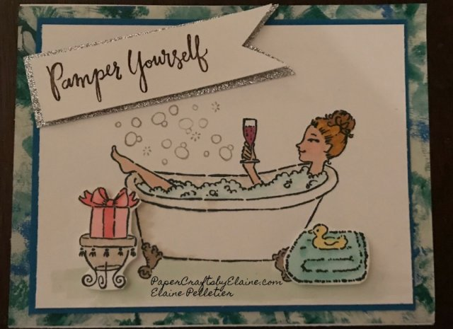 greeting cards, handmade greeting cards, all occasion cards, cards for her, Bubbles & Bubbly Stampin' Up, Stampin Up cards for her, Mothers Day, Birthday cards, easy to make cards, Quick and Easy stamp set, rubber-stamping, coloring with Stampin Blends, #PaperCraftsbyElaine.com