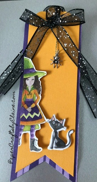 halloween tags, DIY Halloween decor, Stampin' Up halloween, greeting cards, quick and easy tags, no stamping tags. greeting cards, handmade tags,