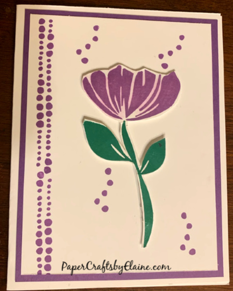 SAB 2019, Stampin' Up 2019,  #simplestamping,  New in Jan 2019, bloom by Bloom Bundle, gorgeous grape,