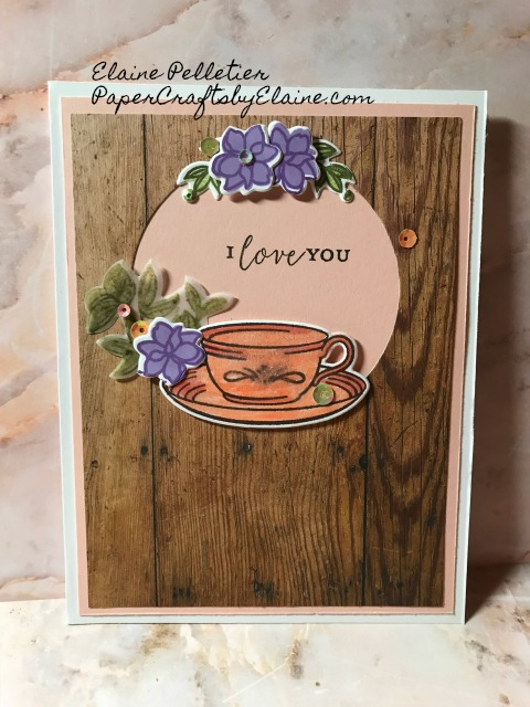 Tea Time framelits, SAB, Sale-a-bration 2019, Tea Time stamp set, greeting cards,  all occasion card, helpful tip and tricks.