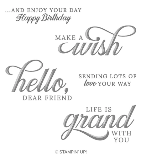 Life is Grand, Saying goodbye, Retiring soon from Stampin' Up, all occasion cards, handmade cards, limited time only