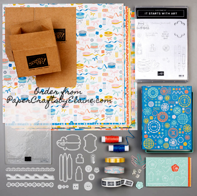 Craft your stress away, greeting cards, all occasion cards, scrapbook page, follow your art bundle, complete suites from Stampin' Up, follow your art suits from Stampin' Up, fun with color.