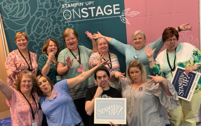 Fun with Stampin Up Team,