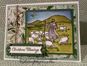Christmas Cards, Mosaic Mood DSP, greeting cards, handmade greeting cards, handmade Christmas Cards, religious cards, Religious Christmas Cards, Cards for the holidays