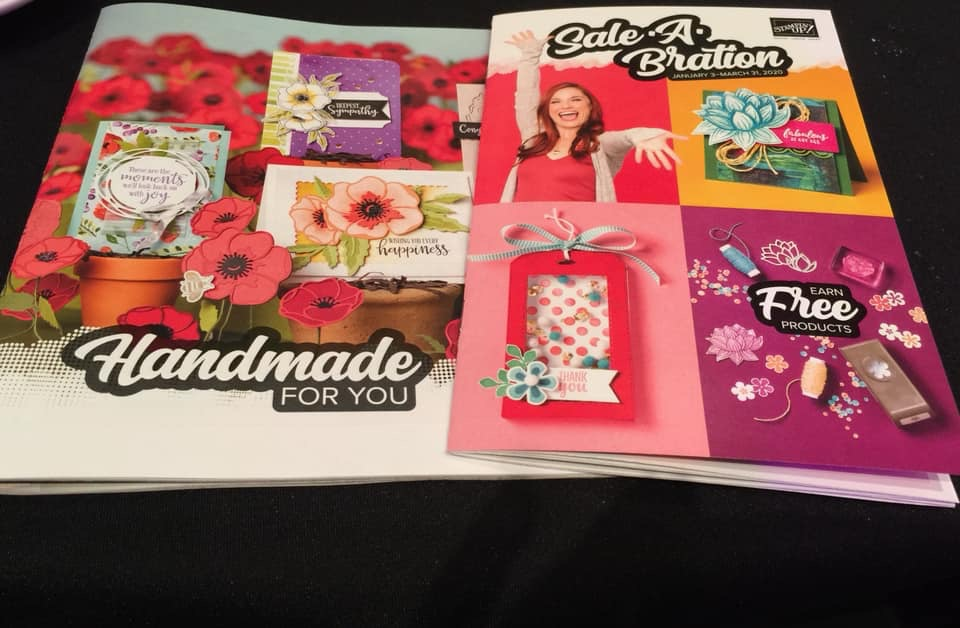 Having FuN with the Mini Catalog is coming your way as soon asJanuary 3rd, 2020. What could be better than a new