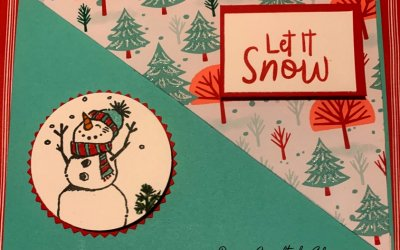 Let It Snow & Snowman Builder