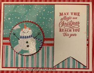 let it snow, snowman seasonal bundle, let it snow dsp, greeting cards, handmade greeting cards, fun with winter cards, winter birthday cards, winter invitation,