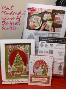 Most Wonderful Time of the Year, Stampin' Up sampler on sale, Discount on Stampin' Up products, Christmas kits, Crafts for the Holidays, gifts to make for Christmas,