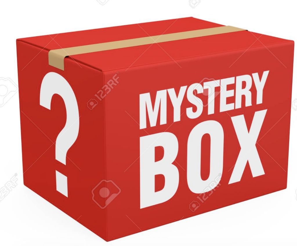 Mystery Box for SALE   What is a Destash? It\'s when Cindy and I say goodbye to crafting supplies we have been holding on to because we \