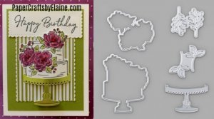 Happy Birthday Dies, Happy Birthday to You Dies and stamp set, Handmade cards, greeting cards, birthday cake, Happy Birthday Sale-a-bration,
