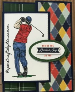 Male cards, male golfer cards, golfer birthday cards, birthday cards for golfers. handmade birthday cards, fun golf set,