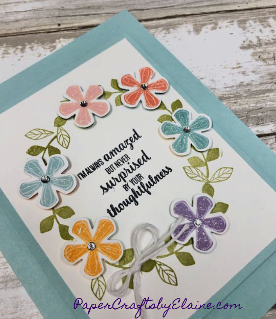 Pleased as Punch DSP, Stampin' Up punch paper, scrapbooking, card making, handmade cards, greeting cards, quick and easy cards, Cards for all occasion, Punch and Done,
