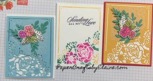 Last a Lifetime stamp set, Lasting Elegance dies, greeting cards, handmade cards, cards for all occasion, Birthday cards,